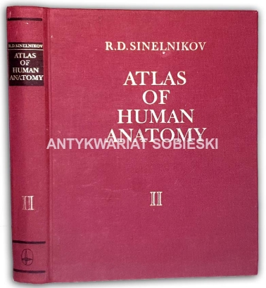 SINELNIKOV- ATLAS OF HUMAN ANATOMY t. II